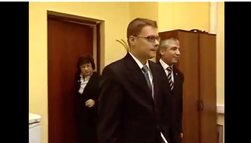 Встреча с депутатом Госдумы ФС РФ Владимиром Крупенниковым