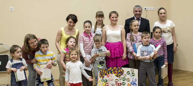 Праздничное мероприятие для детей с ослабленным здоровьем и детей из малоимущих семей в СЗАО
