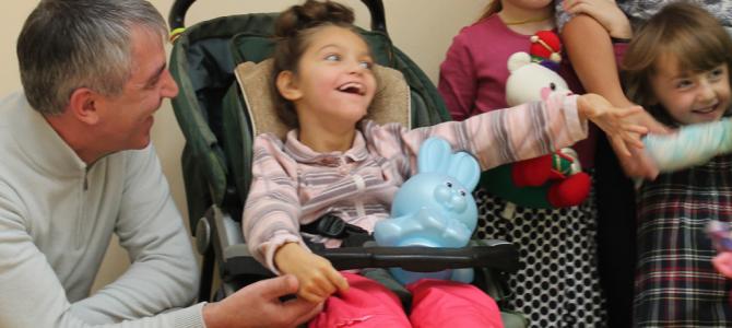 В детском реабилитационном центре КЦСО Тушино состоялся день открытых дверей